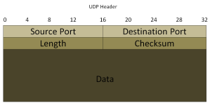 The UDP Header Field