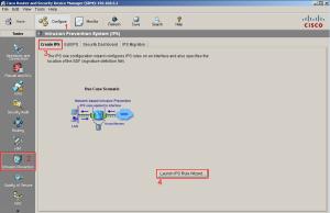 SDM IPS Main Screen