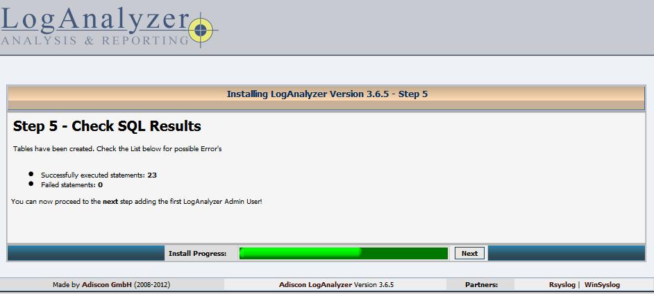 Install RSYSLOG & LogAnalyzer on CentOS 6 5 – Cisco Skills