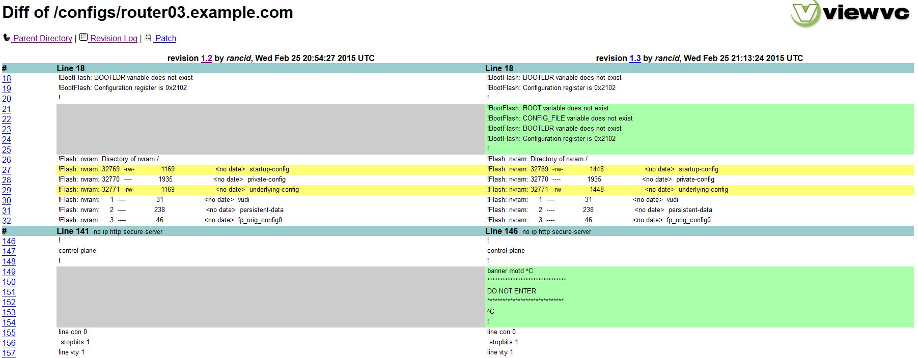 Configuring Rancid – Cisco Skills