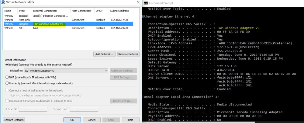 VMware-OpenVPN