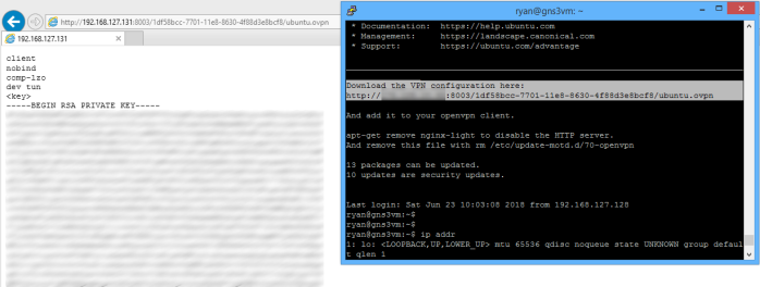 Installing a GNS3 Server – Cisco Skills